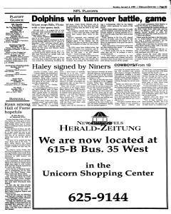 New Braunfels Herald Zeitung, January 03, 1999, Page 12