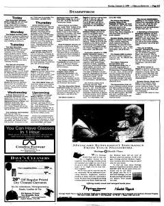 New Braunfels Herald Zeitung, January 03, 1999, Page 16