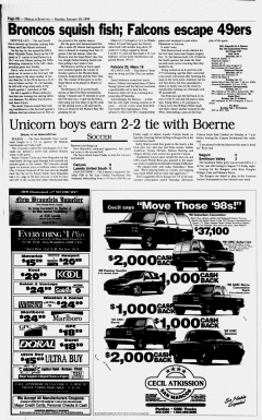 New Braunfels Herald Zeitung, January 10, 1999, Page 10