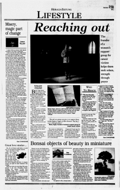 New Braunfels Herald Zeitung, January 10, 1999, Page 13