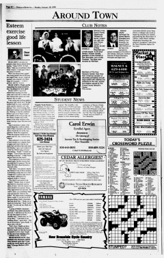 New Braunfels Herald Zeitung, January 10, 1999, Page 14