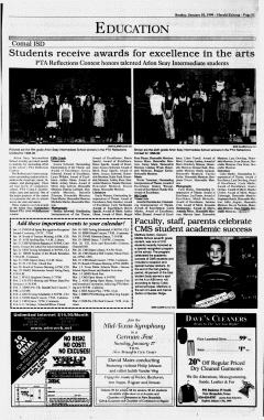 New Braunfels Herald Zeitung, January 10, 1999, Page 17