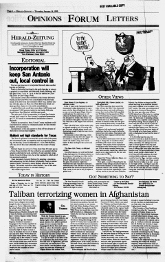 New Braunfels Herald Zeitung, January 14, 1999, Page 6