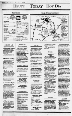 New Braunfels Herald Zeitung, January 17, 1999, Page 2