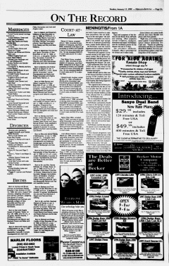 New Braunfels Herald Zeitung, January 17, 1999, Page 5