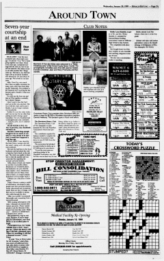 New Braunfels Herald Zeitung, January 20, 1999, Page 7