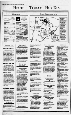 New Braunfels Herald Zeitung, January 22, 1999, Page 2
