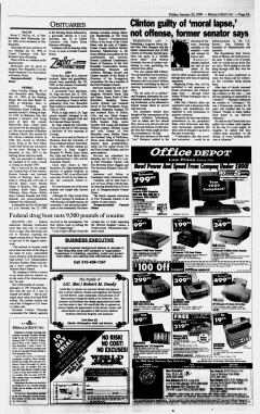 New Braunfels Herald Zeitung, January 22, 1999, Page 3