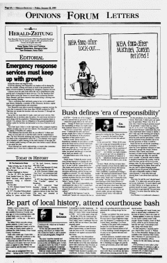 New Braunfels Herald Zeitung, January 22, 1999, Page 6