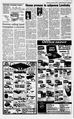 New Braunfels Herald Zeitung, January 27, 1999, Page 3