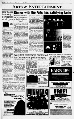 New Braunfels Herald Zeitung, January 27, 1999, Page 14