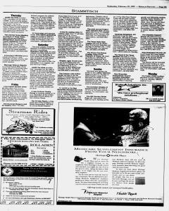 New Braunfels Herald Zeitung, February 10, 1999, Page 15