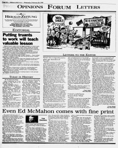New Braunfels Herald Zeitung, February 24, 1999, Page 6
