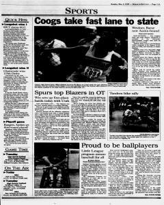 New Braunfels Herald Zeitung, May 02, 1999, Page 11