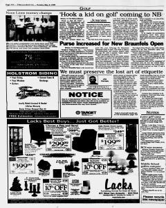 New Braunfels Herald Zeitung, May 02, 1999, Page 14