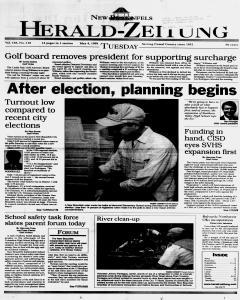 New Braunfels Herald Zeitung, May 04, 1999, Page 1