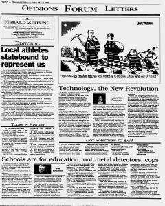 New Braunfels Herald Zeitung, May 07, 1999, Page 6