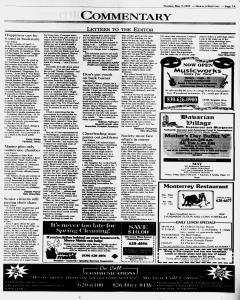 New Braunfels Herald Zeitung, May 09, 1999, Page 7