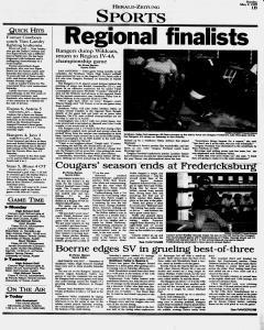 New Braunfels Herald Zeitung, May 09, 1999, Page 11