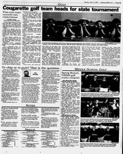 New Braunfels Herald Zeitung, May 09, 1999, Page 15