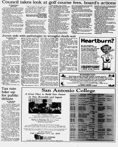 New Braunfels Herald Zeitung, May 09, 1999, Page 16