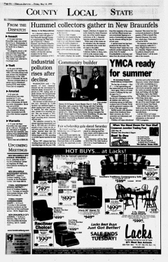 New Braunfels Herald Zeitung, May 14, 1999, Page 4