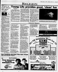 New Braunfels Herald Zeitung, May 14, 1999, Page 9
