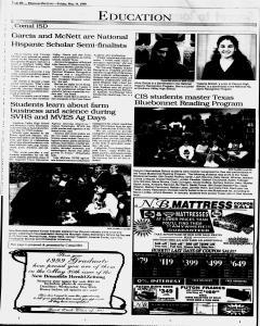 New Braunfels Herald Zeitung, May 14, 1999, Page 16