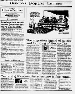 New Braunfels Herald Zeitung, May 16, 1999, Page 6