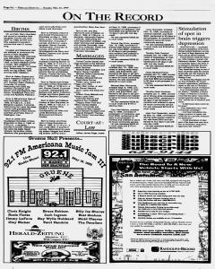 New Braunfels Herald Zeitung, May 16, 1999, Page 8