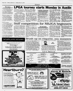 New Braunfels Herald Zeitung, May 16, 1999, Page 12