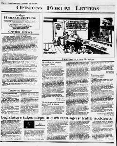 New Braunfels Herald Zeitung, May 20, 1999, Page 6
