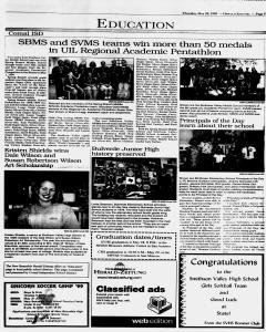 New Braunfels Herald Zeitung, May 20, 1999, Page 9