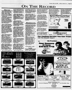 New Braunfels Herald Zeitung, May 23, 1999, Page 5
