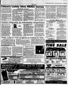 New Braunfels Herald Zeitung, May 23, 1999, Page 11
