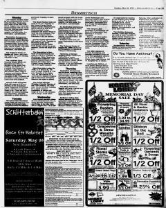 New Braunfels Herald Zeitung, May 23, 1999, Page 15