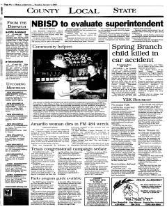 New Braunfels Herald Zeitung, January 04, 2000, Page 4