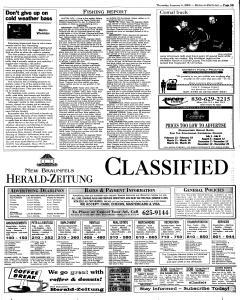 New Braunfels Herald Zeitung, January 06, 2000, Page 11