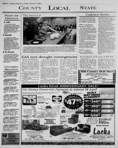 New Braunfels Herald Zeitung, February 11, 2000, Page 4