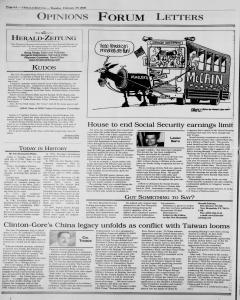 New Braunfels Herald Zeitung, February 29, 2000, Page 6