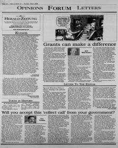 New Braunfels Herald Zeitung, May 02, 2000, Page 6
