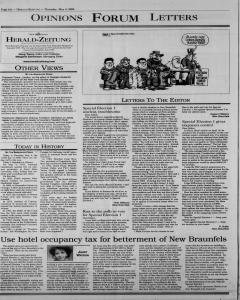 New Braunfels Herald Zeitung, May 04, 2000, Page 6
