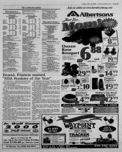 New Braunfels Herald Zeitung, May 12, 2000, Page 13