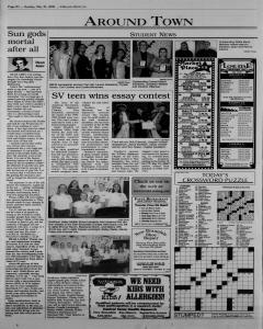 New Braunfels Herald Zeitung, May 21, 2000, Page 16