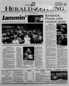 New Braunfels Herald Zeitung, May 23, 2000, Page 1