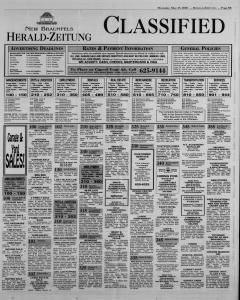 New Braunfels Herald Zeitung, May 25, 2000, Page 13