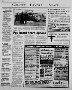 New Braunfels Herald Zeitung, January 13, 2001, Page 4