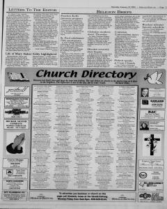 New Braunfels Herald Zeitung, January 13, 2001, Page 7