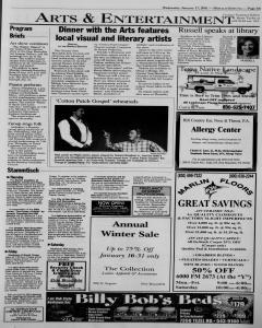 New Braunfels Herald Zeitung, January 17, 2001, Page 11