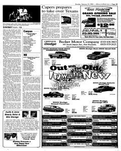 New Braunfels Herald Zeitung, January 21, 2001, Page 11